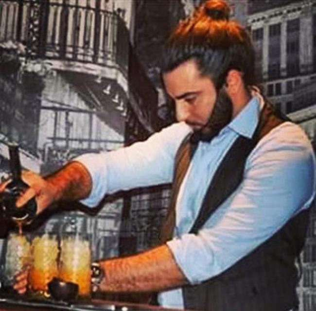 Il Barman Gian Maria Ciardulli e il suo Nuovo Drink